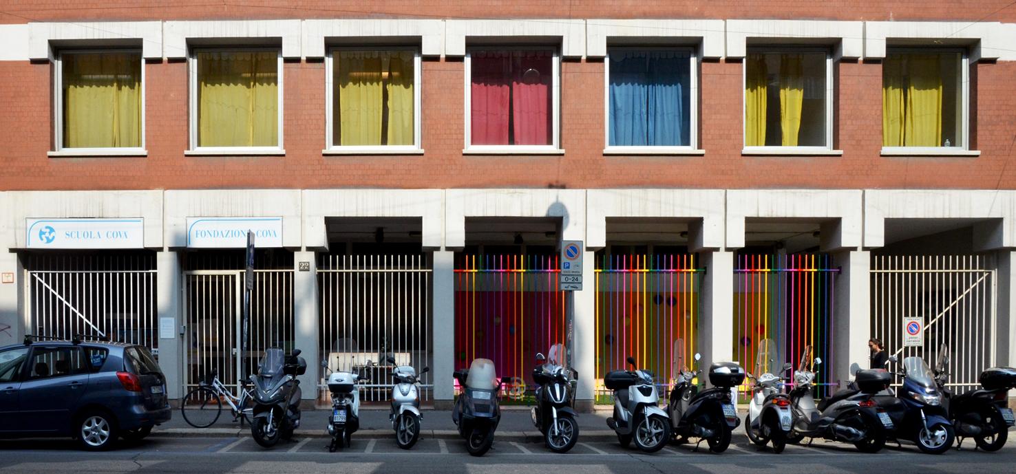 Scuola Cova Milano corso Vercelli 22